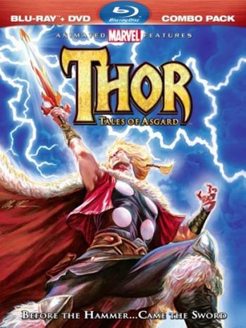 Thor Animated Art 2011