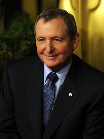 Tom Sherak Oscars Portrait 2011