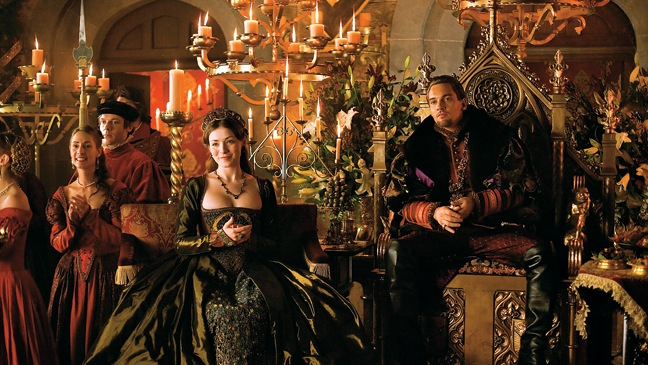 """THE NEW BODICE-RIPPERS: """"The Tudors"""" (Showtime)"""