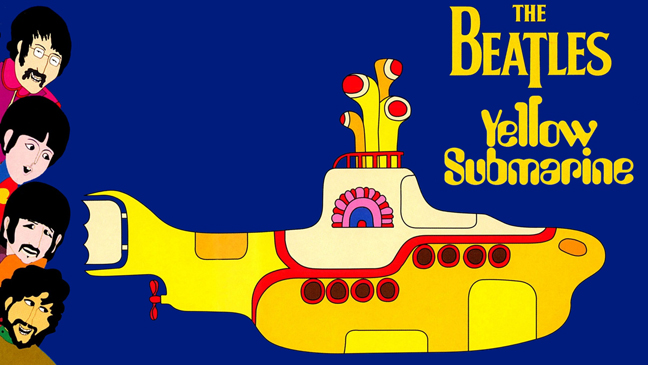 Yellow Submarine Art 2011