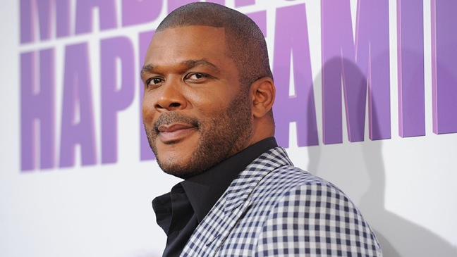 "Tyler Perry - Screening Of ""Tyler Perry's Madea's Big Happy Family"" - 2011"