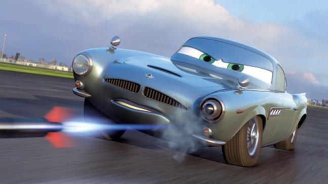 "June 24: ""Cars 2"""