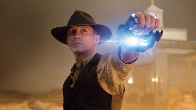 "July 29: ""Cowboys & Aliens"""