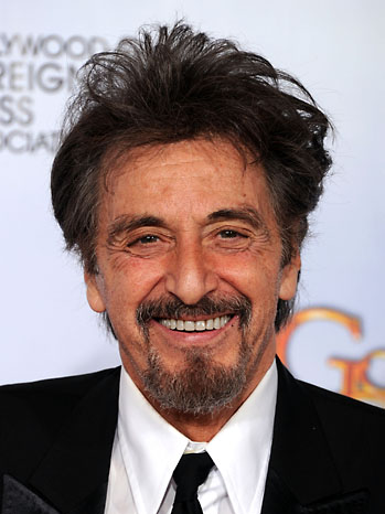 Al Pacino Headshot Two 2011