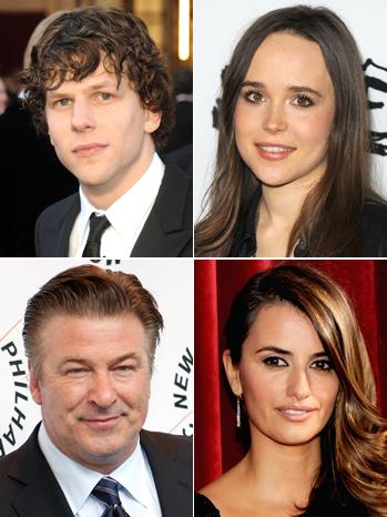 Woody Allen Cast Four Split 2011