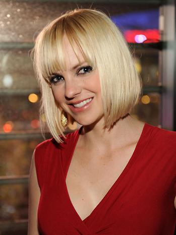 Anna Faris Headshot 2011