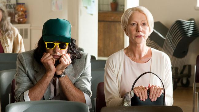 Arthur Waiting Room Film Still 2011