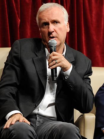 James Cameron Speaks Cinemacon 2011