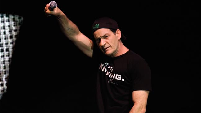 Charlie Sheen - LIVE: My Violent Torpedo Of Truth - 2011