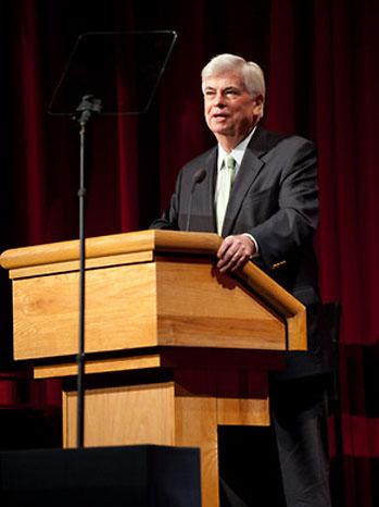 Chris Dodd AMPAS 2011