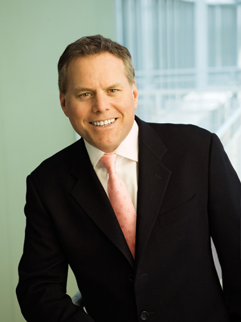 David Zaslav Executive Portrait 2011