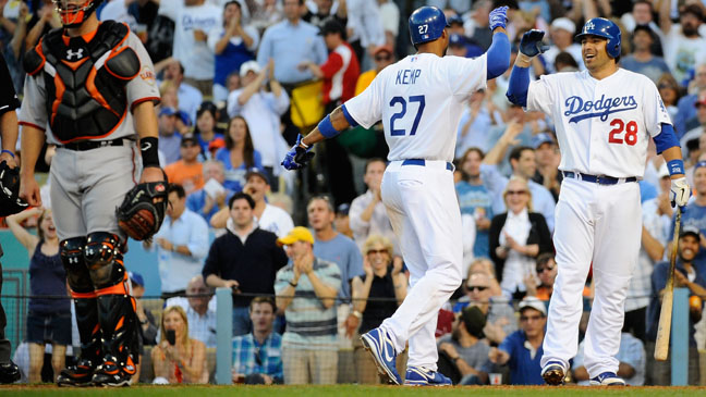 Los Angeles Dodgers 2011