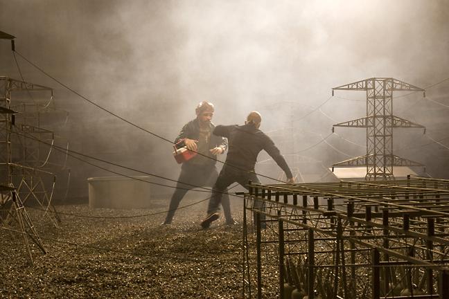 Kurbel: Hochspannung (2009)