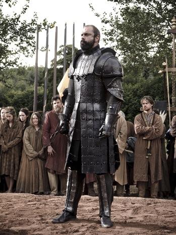 Game of Throne - TV Still: Conan Stevens - 2011