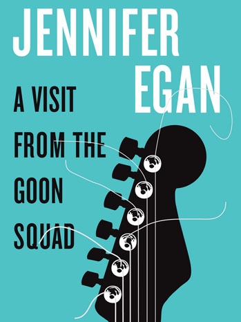 A Visit From the Goon Squad Cover 2011