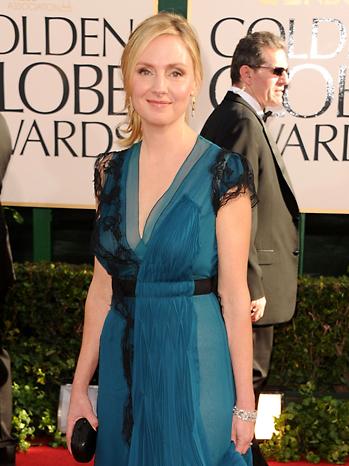 Hope Davis Golden Globes 2011