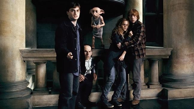 15 REV Harry Potter