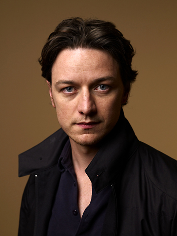 James McAvoy Portrait 2011