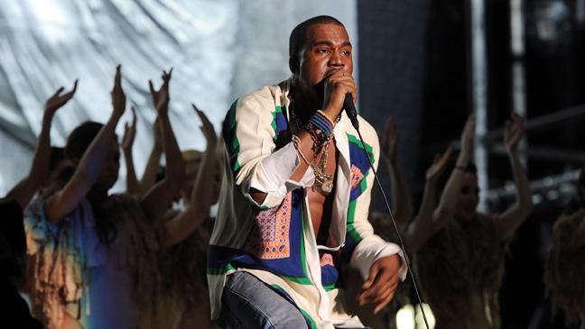 Kanye West - Coachella Valley Music & Arts Festival - L - 2011