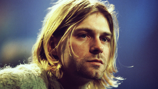 Kurt Cobain Nirvana 2011