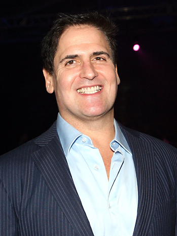 Mark Cuban Headshot 2011
