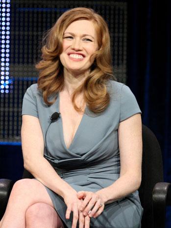 Mireille Enos Headshot TCA 2011