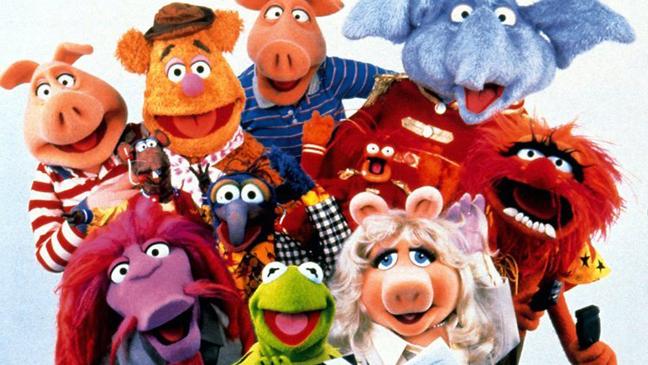 Muppets Cast 2011