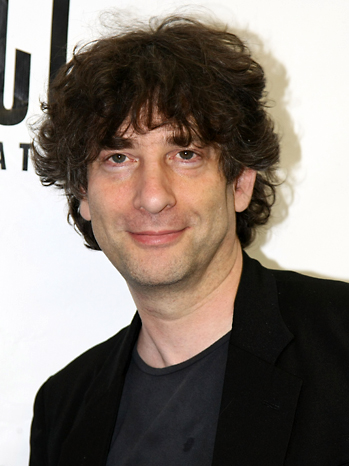 Neil Gaiman Headshot 2011