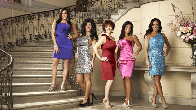 The Real Housewives of New Jersey Cast 2011