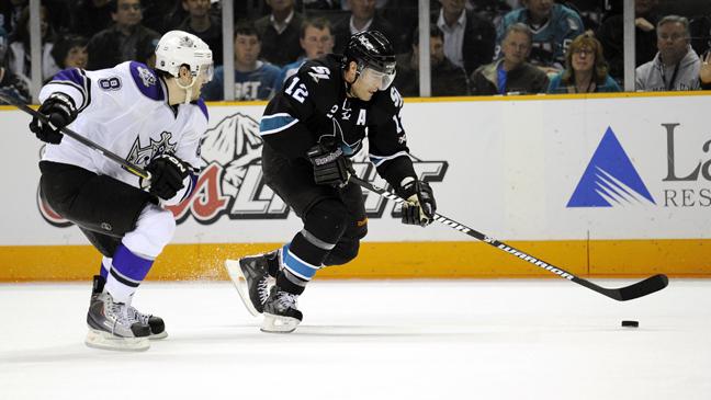NHL Kings Sharks 2011