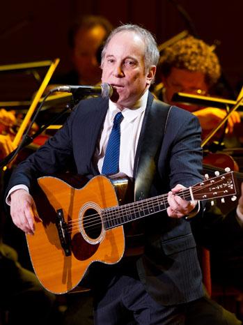 Paul Simon Concert 2011