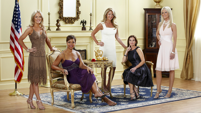 Real Housewives of D.C. Group Shot 2011