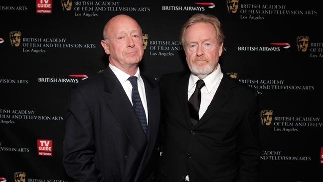 Tony Scott; Ridley Scott - BAFTA - 2010