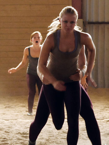 She Monkeys Tribeca Film Still 2011