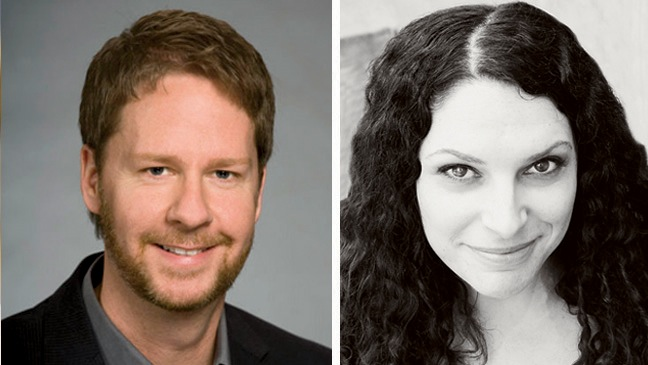 14 FEA REALITY POWER HEADS Chris Linn & Lauren Dolgen