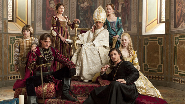 The Borgias Cast 2011