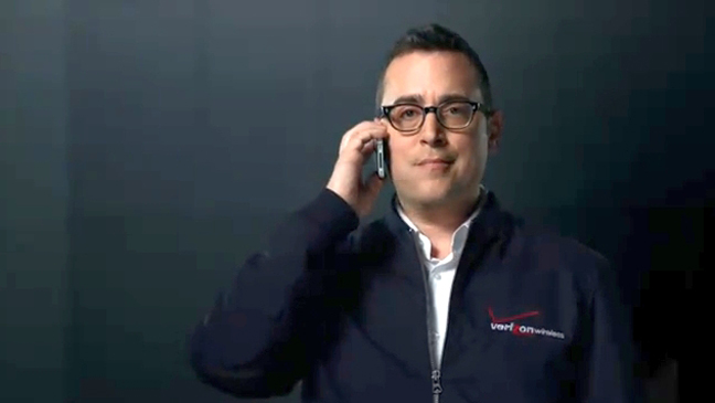 Verizon Guy Paul Marcarelli 2011