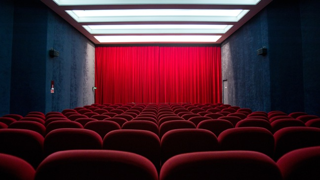 Empty Movie Theater - Generic Image - 2011