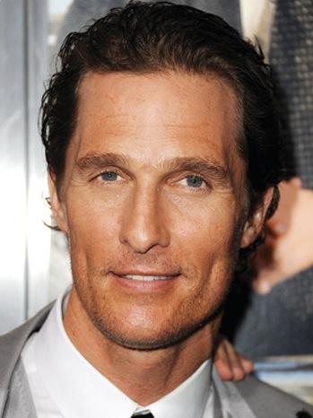 CASTINGS: Matthew McConaughey