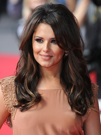 Cheryl Cole - Red Carpet Head Shot - 2011