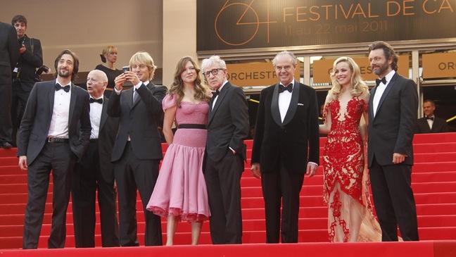Woody Allen - Midnight in Paris Cannes Premiere - 2011