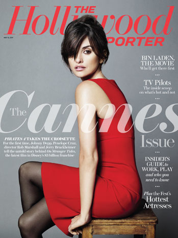 Issue 17 Cover Cannes Penelope Cruz