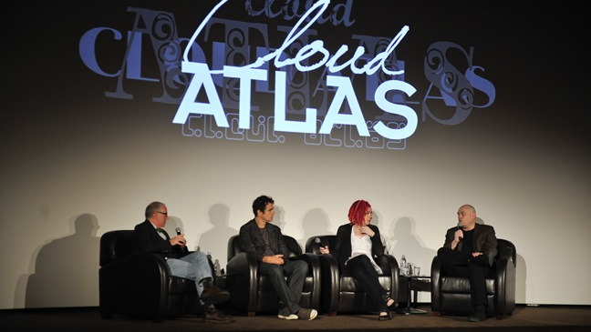 """Wachowskis, Tykwer fly in to talk """"Cloud Atlas"""" with Cannes Buyers"""