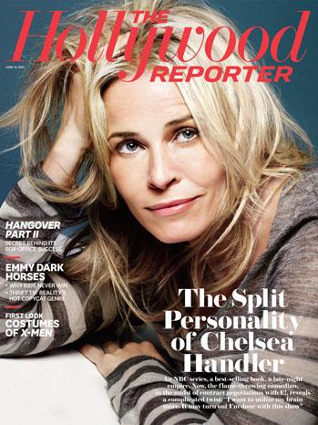 Issue 21 Cover Chelsea Handler