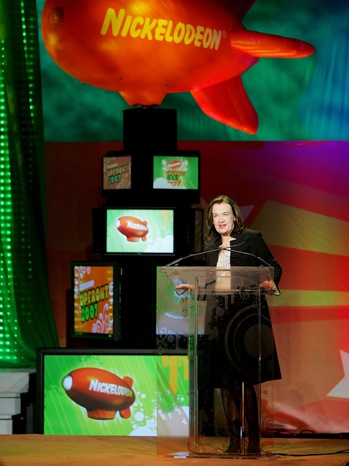 Judy McGrath - Chairman and CEO of MTV Networks - @ Nickelodeon Upfront - 2007