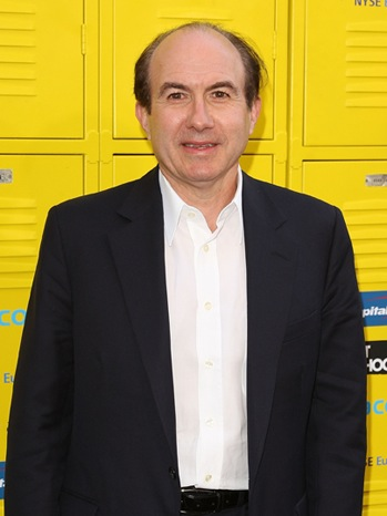 Philippe Dauman-Los Angeles Premiere and Conference Get Schooled at Paramount Studios-2009