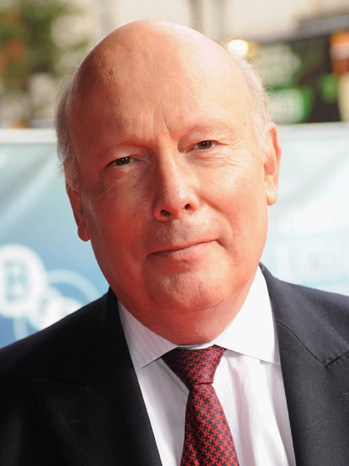 Julian Fellowes-Times BFI 53rd London Film Festival-2009