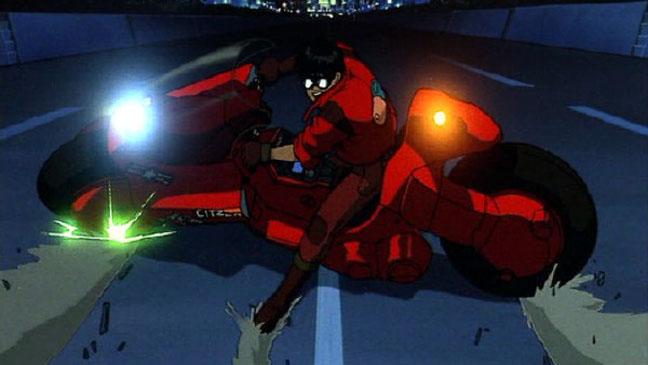 Akira Warner Bros Art 2011
