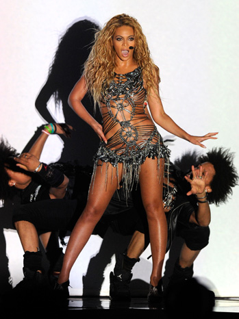Beyonce Billboard Music Awards 2011
