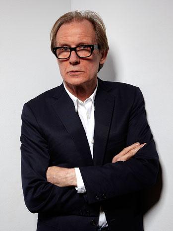 Bill Nighy Portrait 2011